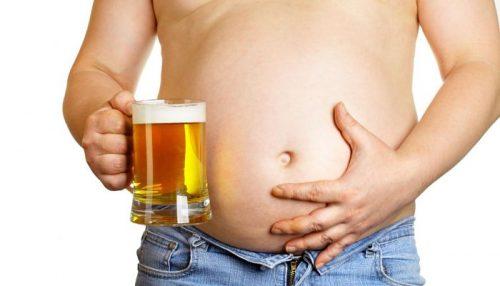 bira göbeğinizi gizlemek