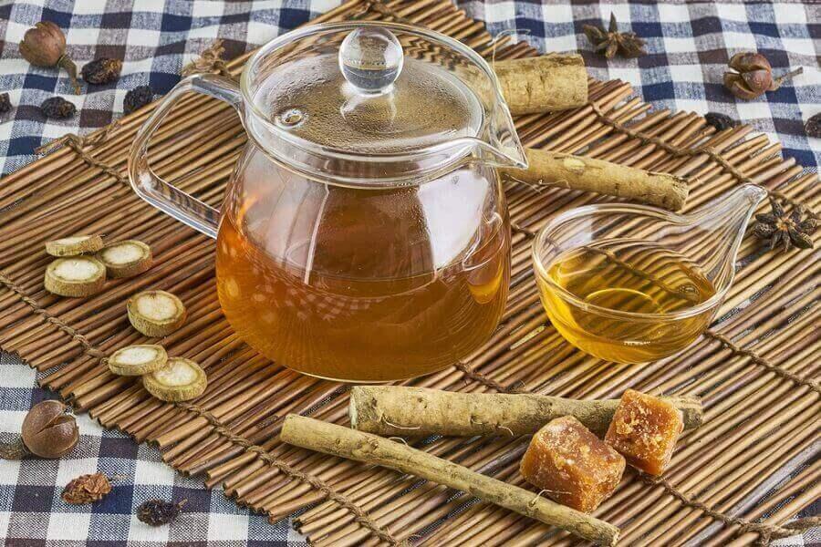 bir sürahi çay