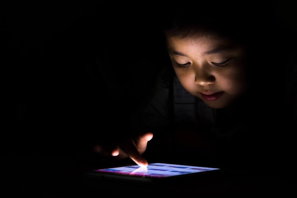 Çocuğum bir Tablet Bağımlısı