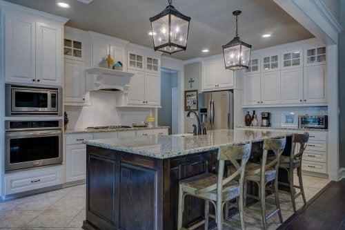 Mutfak Mobilyalarını Yağdan Arındırmak İçin Beş Çevreci Formül