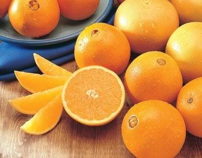 dilimli portakallar