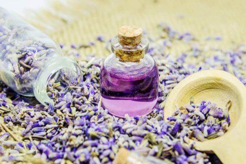 lavanta yağıyla aroma vermek