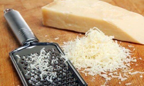 rendelenmiş peynir