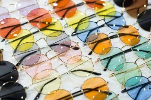 farklı gözlükler