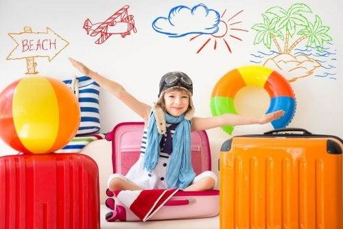 resimler çocuk uçma hareketi