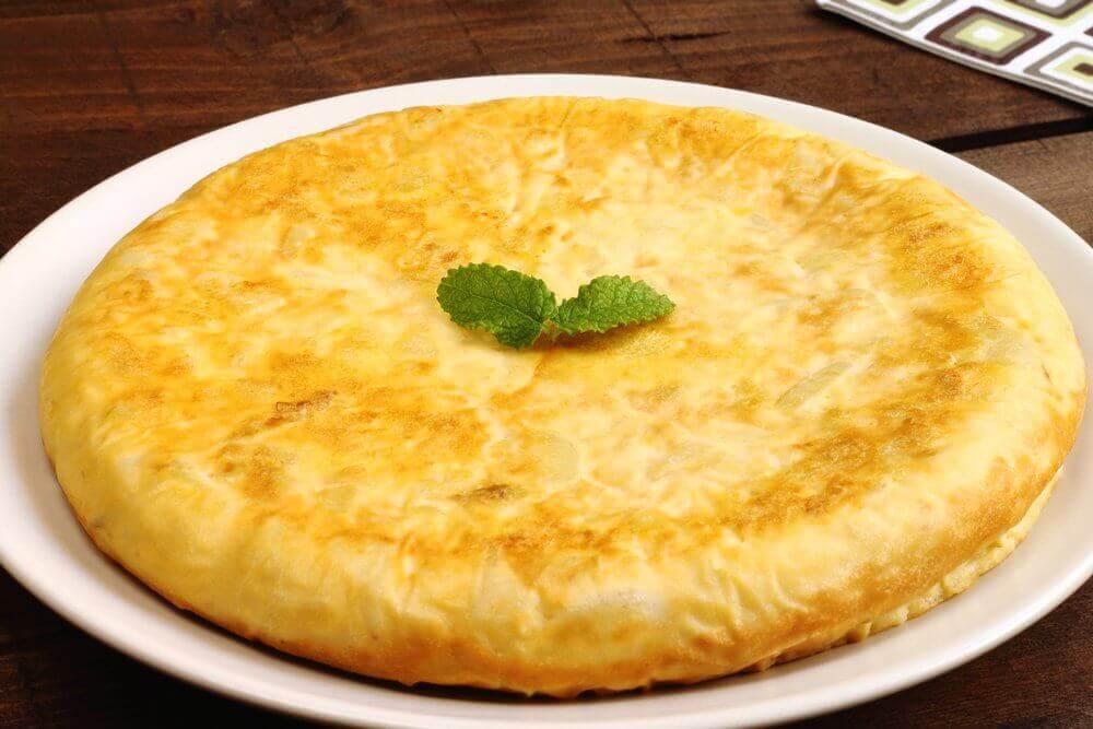 Patatesli İspanyol Tortilla Tarifi