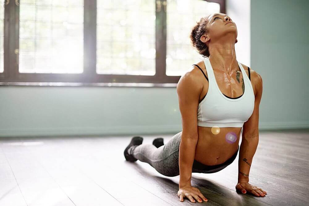 yoga yapmak vücudu sağlamlaştırır