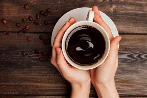 kahve içmek için 5 nedne