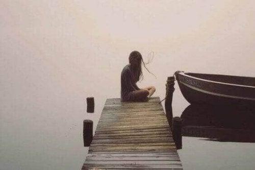 bot liman kadın