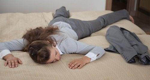 Daha Az Yorulmak İçin 5 Gece Alışkanlığı