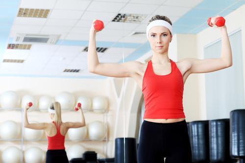 dambıllar sporcu kadın