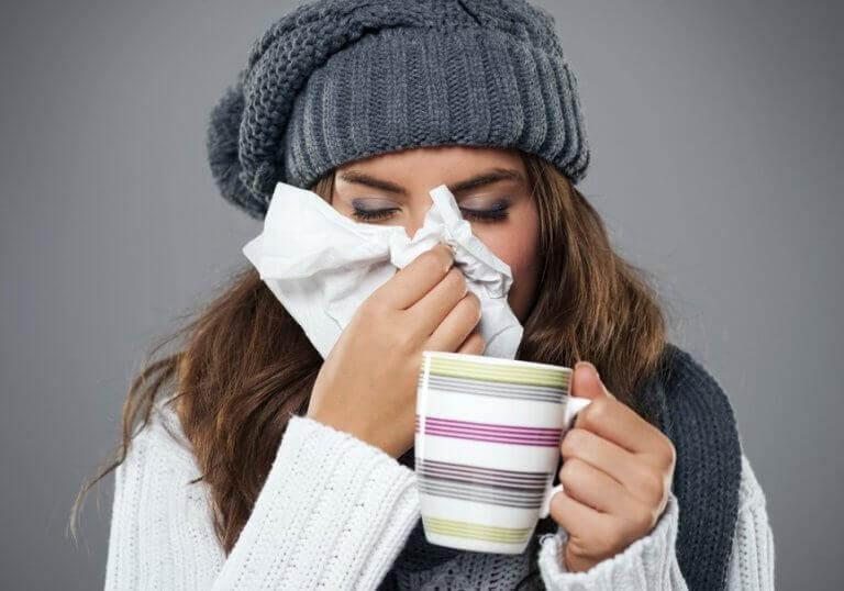 hastalık öksürme