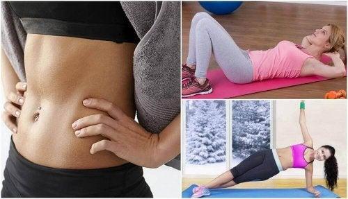 Güçlü Karın Kasları Elde Etmek İçin 6 Temel Egzersiz