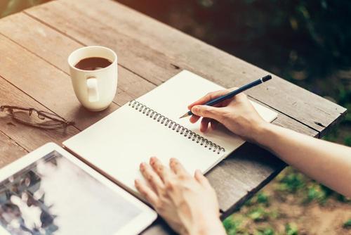 moral düzeltmek için günlük yazın