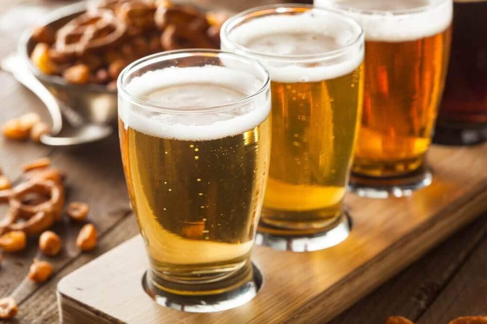 üç bardak bira