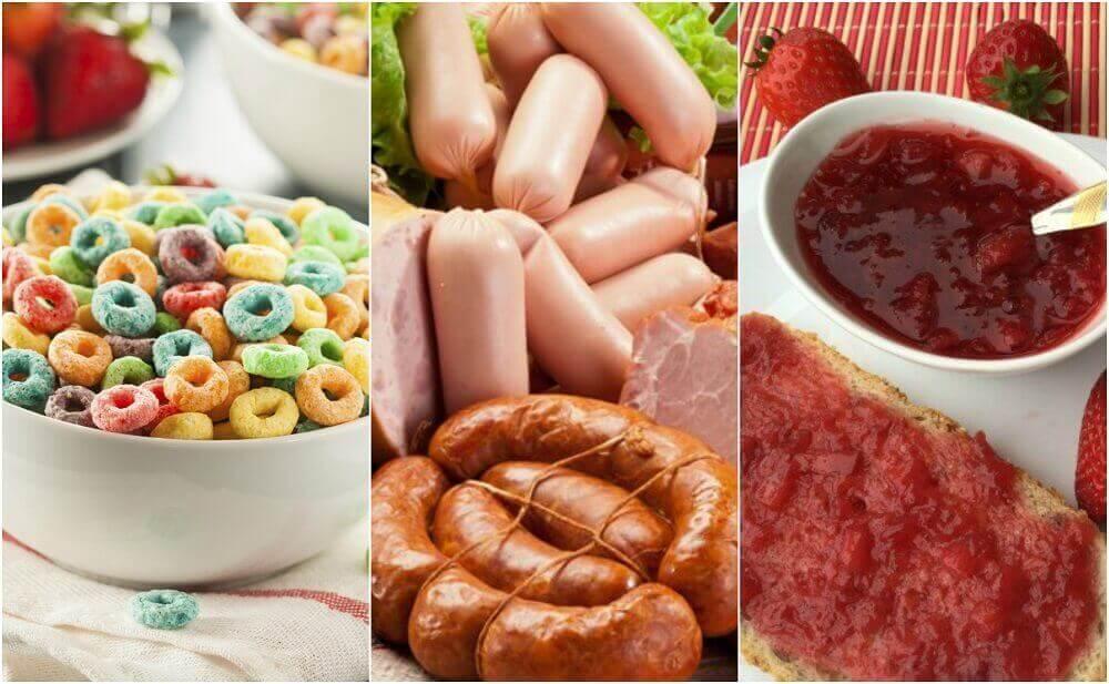Kahvaltıda Yememeniz Gereken 6 Besin