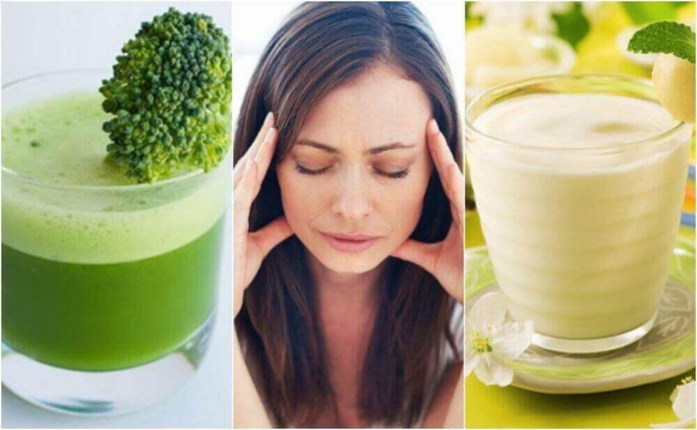 Stresle Mücadeleye Yardımcı Olan 5 Meyve Suyu