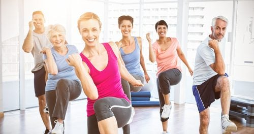egzersiz yöntemi