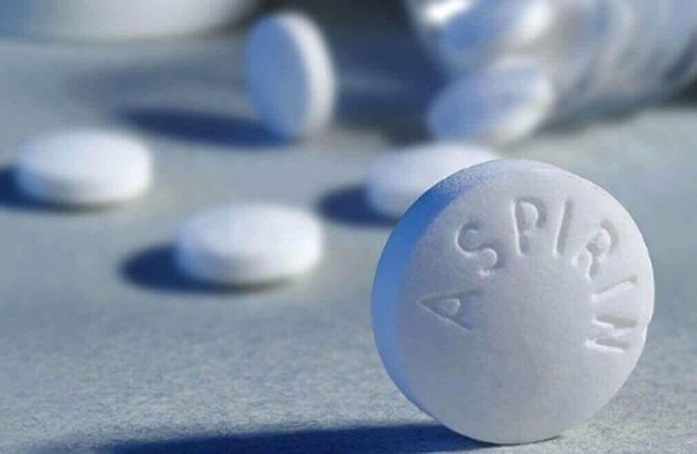 birkaç tane aspirin
