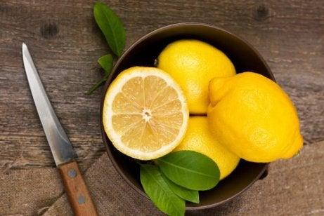 bir kase limon