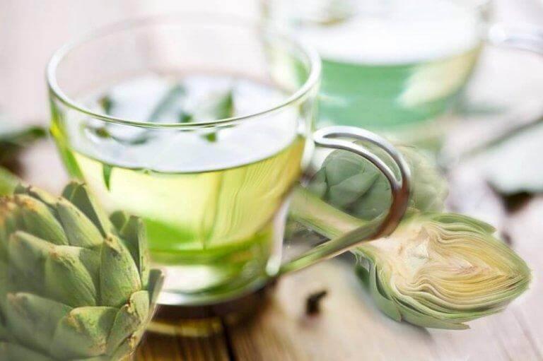 enginar çayı özellikleri
