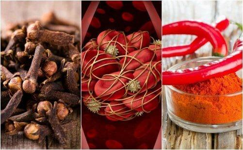 Kan Pıhtılaşması Sorunu için 6 Doğal Tedavi