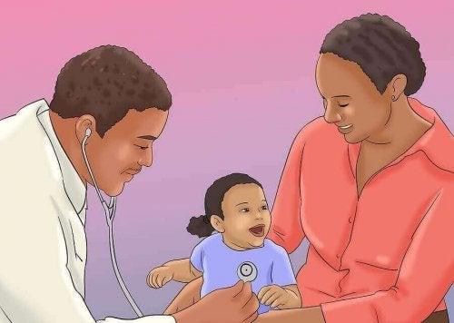Bebeğinizi Doktora Götürmeniz Gereken Durumlar