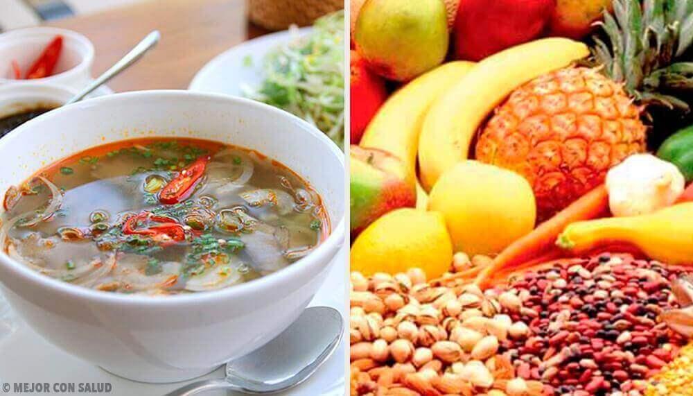 Doyurucu Etkileri Olan Gıdalar