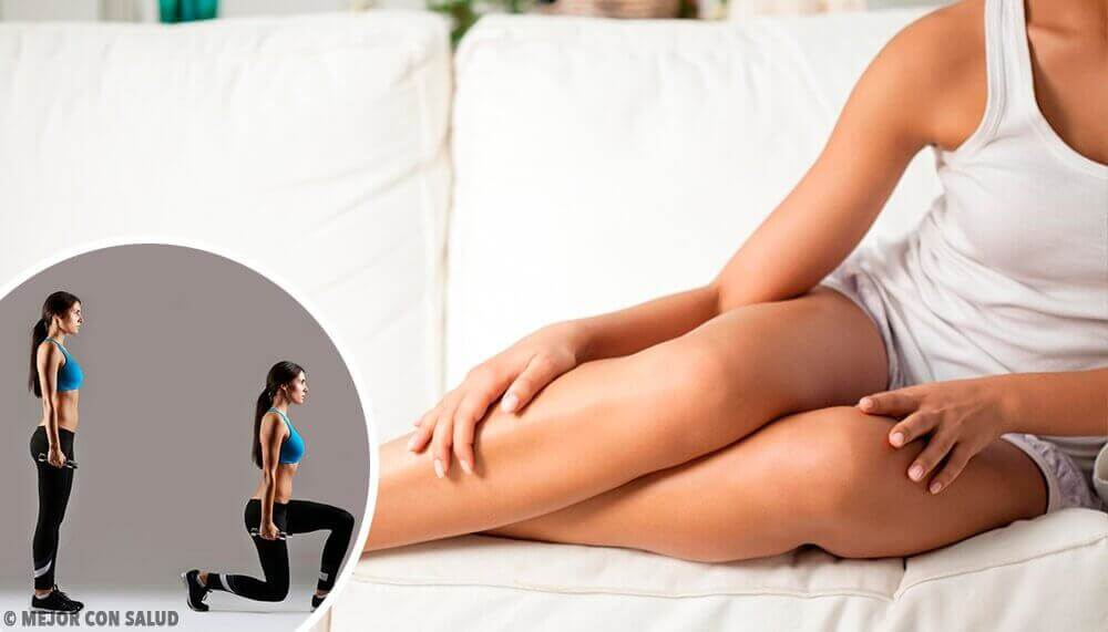 Bacak Kası Geliştirme Egzersizleri