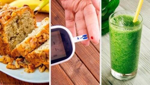 Diyabet Hastaları İçin Uygun 4 Farklı Tarif