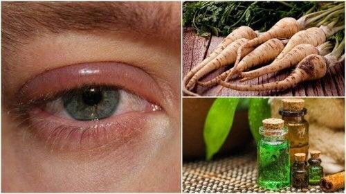Göz Kapağındaki Şişliği Azaltmak İçin İlaçlar