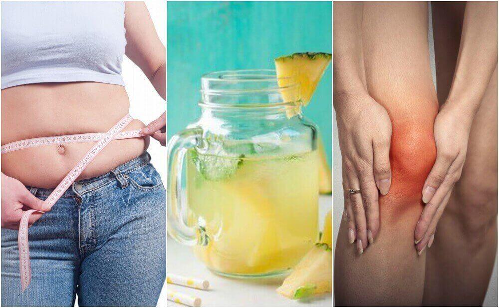 Ananas Suyu İçmeniz için 5 Sebep