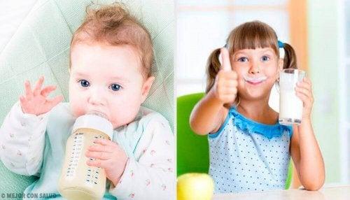 Çocuklar İçin En Sağlıklı Süt Hangisidir?