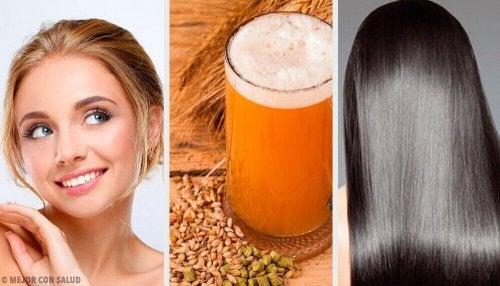 Bira Mayası: Sağlık Ve Güzellik İçin Nasıl Kullanılır