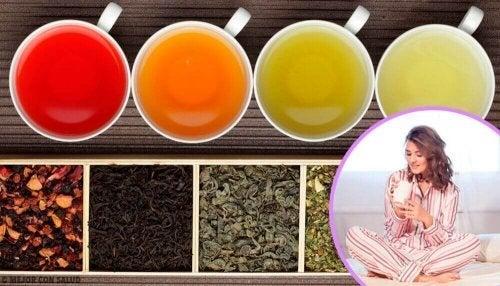 Huzurlu Bir Uyku İçin 5 Çay