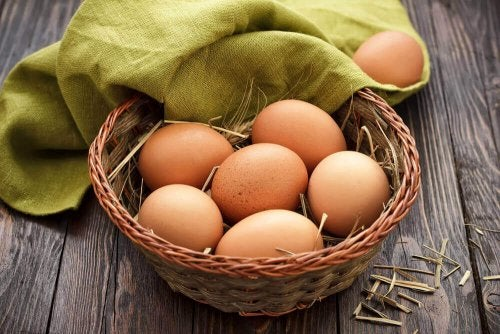 yumurtayla yemek yapmak