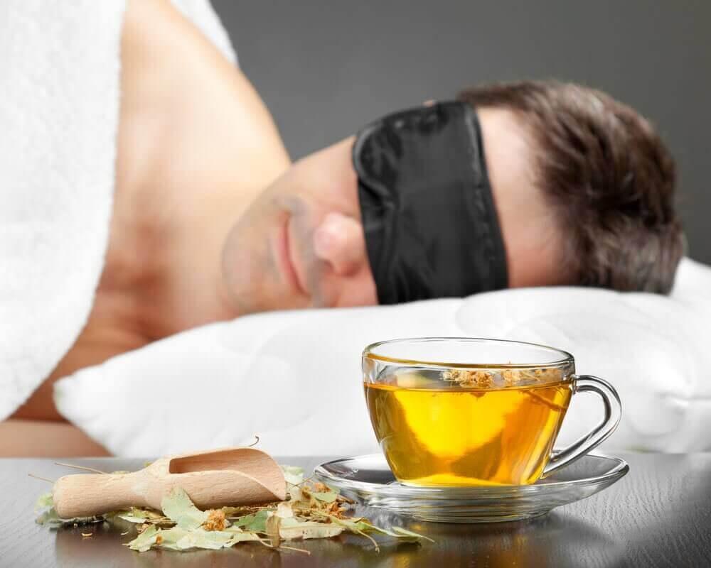 uykuya yardımcı çaylar