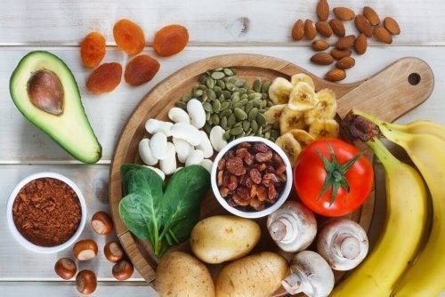 potasyum içeren gıdalar
