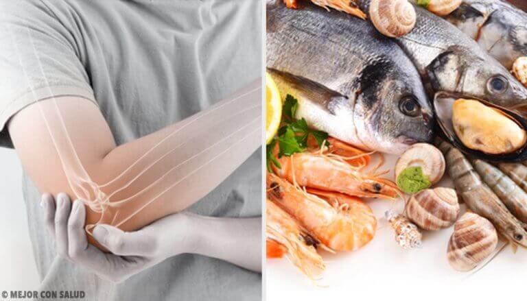 Balık Yemek Eklem İltihabının Acısını Azaltır Mı?