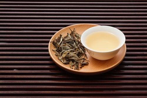 fincanda beyaz çay