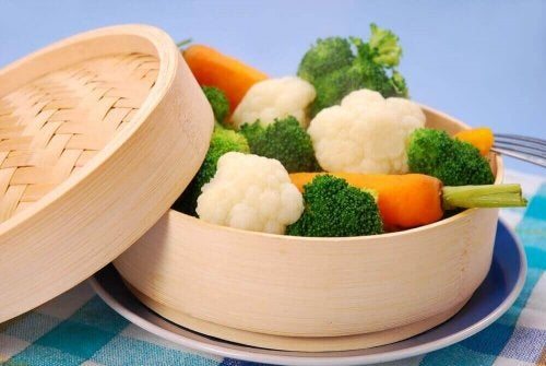 brokoli havuç karnabahar