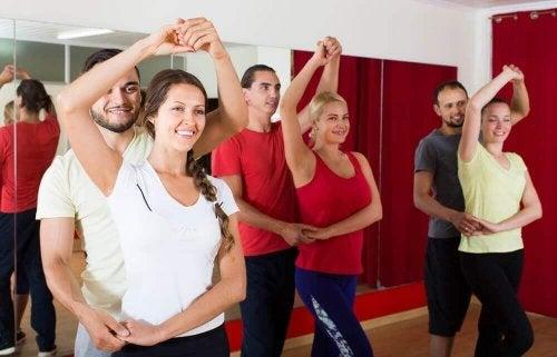 Dans Etmenin Faydalarını Biliyor musunuz?