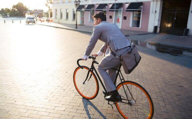 İşe Bisiklet ile Gitmek Stresi Azaltır