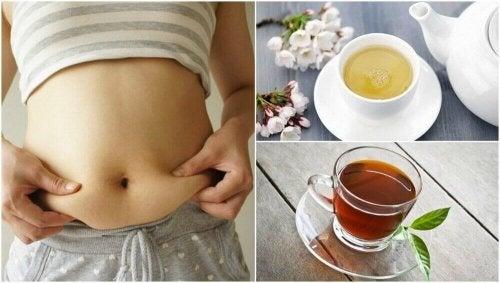 Kilo Vermeye Yardımcı Beş Leziz Çay