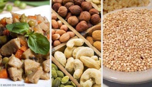 Hayvansal Protein Yerine Tüketebileceğiniz Alternatifler