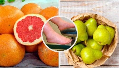 Vücuttaki Su Tutulması İle Savaşan En İyi 10 Meyve