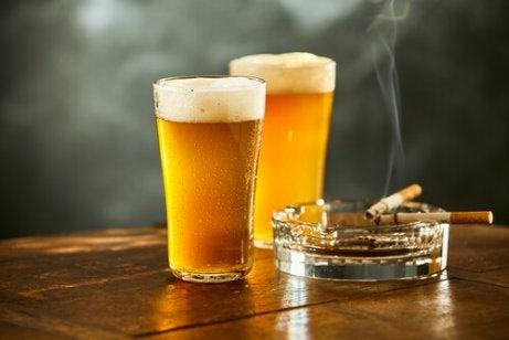 iki bardak bira