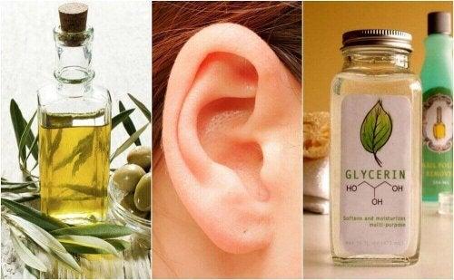 Kulak Kirini Temizlemek için 5 Öneri