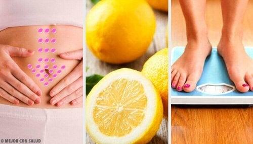 Limon Suyunun Vücudumuz İçin 5 Harika Faydası