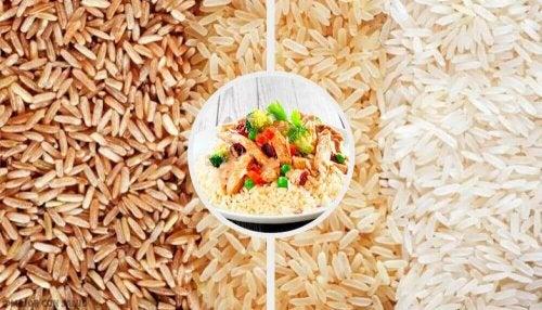Kilo Kontrolü İçin Hangi Pirinç Türü Tercih Edilmeli?